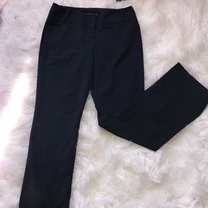 Dress pants navy blue